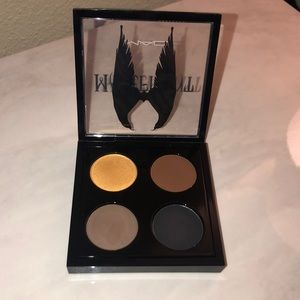 MAC Cosmetics Makeup - Limited Edition MAC Maleficent Quad